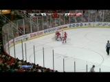 НХЛ 2011. Детройт Ред Уингс - Питтсбург Пингвинс (2 период) (21.03.2011)